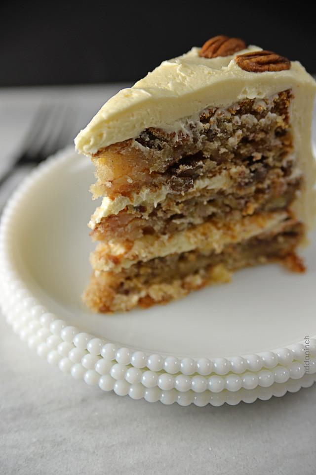 Hummingbird Cake Recipe  Hummingbird Cake Recipe Add a Pinch
