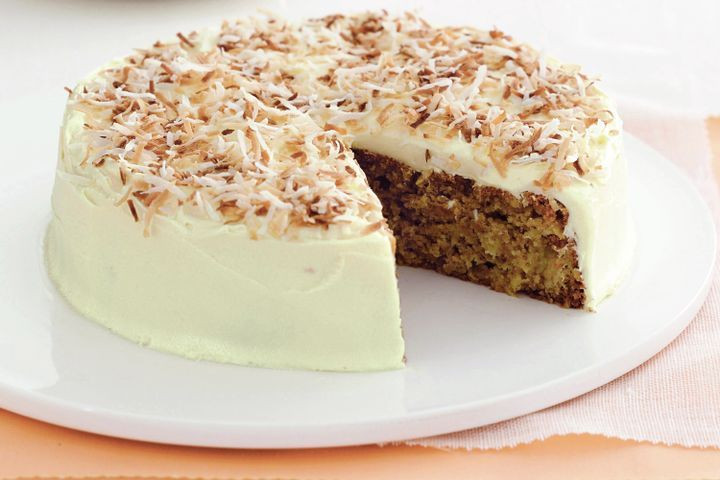 Hummingbird Cake Recipes  Hummingbird cake with cream cheese frosting