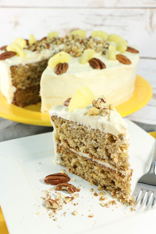 Hummingbird Cake Recipes  Sweetest From Scratch Hummingbird Cake
