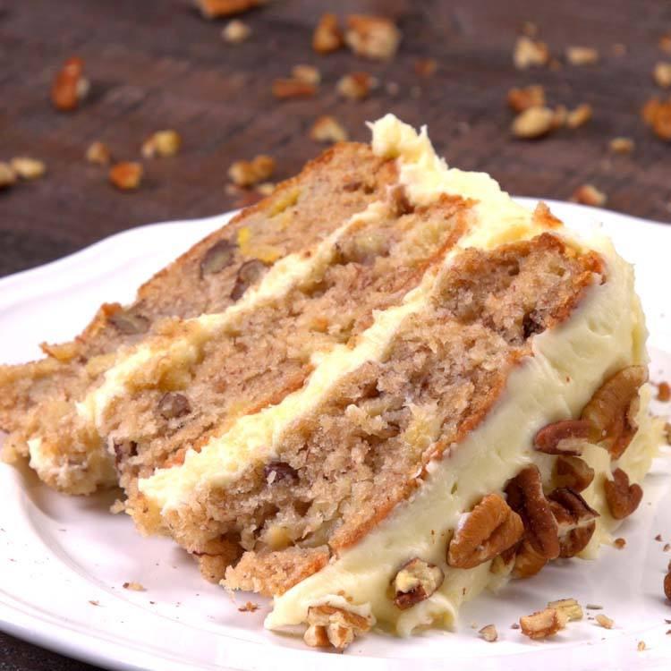 Hummingbird Cake Recipes  Hummingbird Cake Recipe & Video