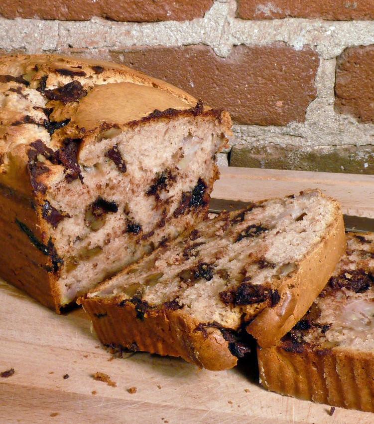 Ice Cream Bread Recipe  Chunky Monkey Ice Cream Bread – What2Cook