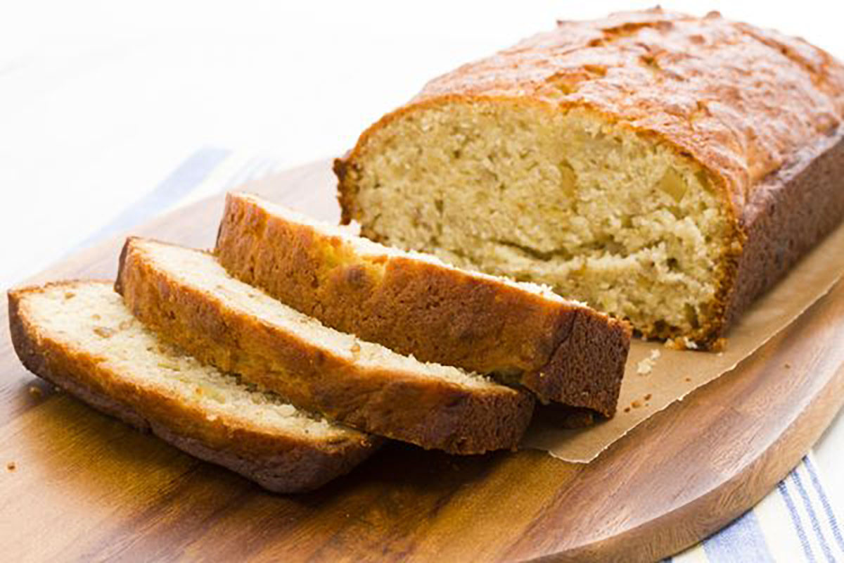 Ice Cream Bread Recipe  You ly Need 4 Ingre nts For This Delicious Ice Cream