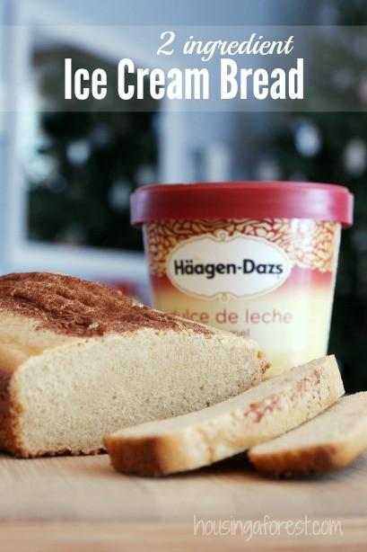 Ice Cream Bread Recipe  Ice Cream Bread Recipe