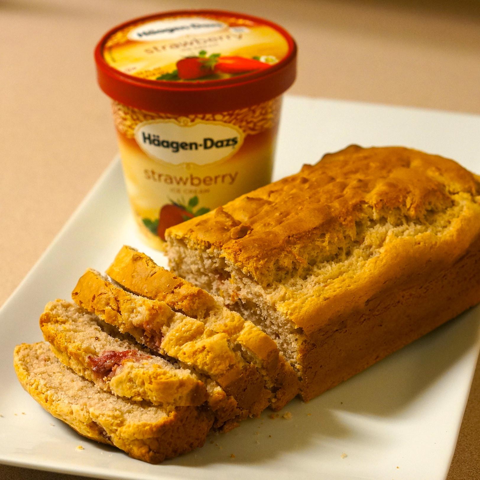 Ice Cream Bread Recipe  Ice Cream Bread We re Calling Shenanigans