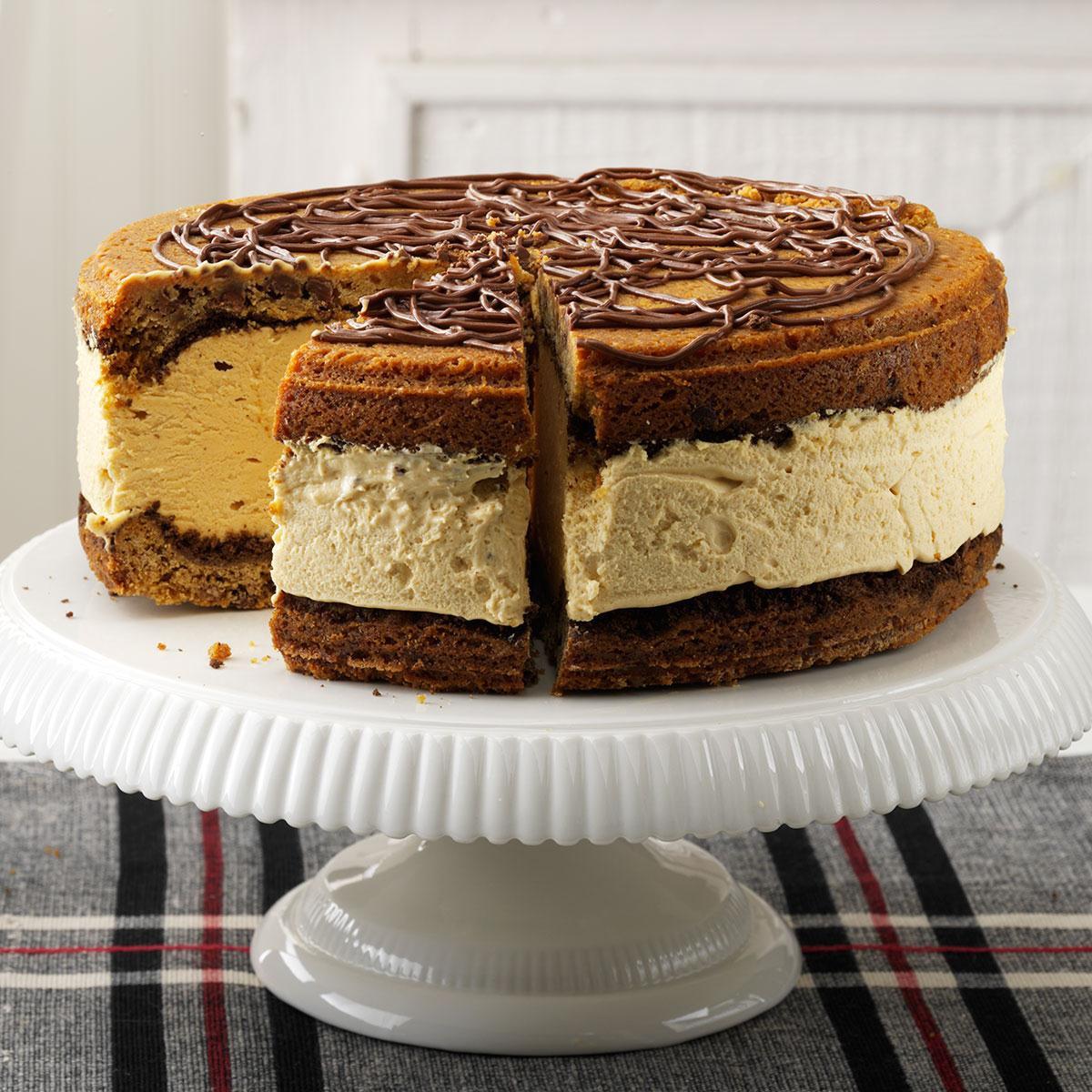Ice Cream Sandwich Desserts Recipes  Giant Peanut Butter Ice Cream Sandwich Recipe