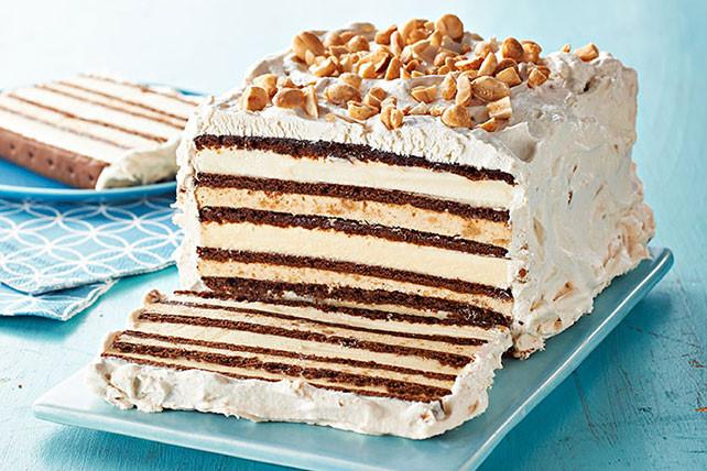 Ice Cream Sandwich Desserts Recipes  ice cream sandwich dessert with oreos