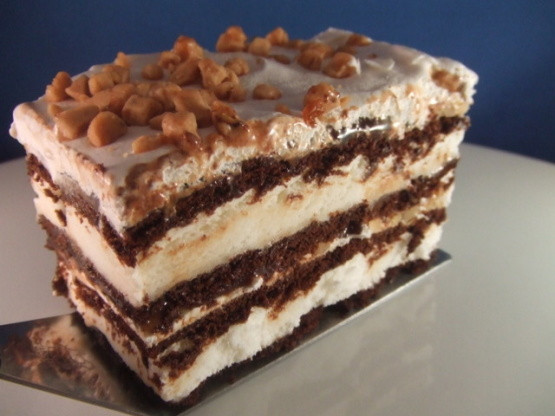 Ice Cream Sandwich Desserts Recipes  Ice Cream Sandwich Dessert Recipe Dessert Genius Kitchen