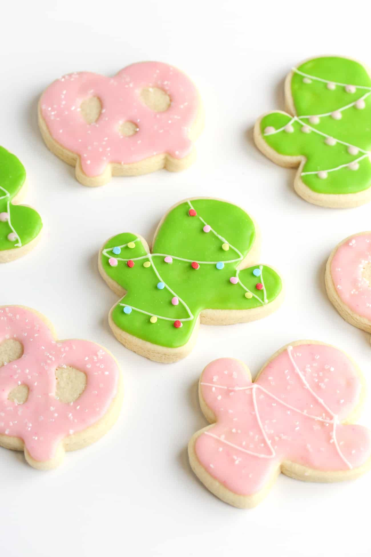 Icing Recipe For Sugar Cookies  Easy Sugar Cookie Icing Recipe Without Eggs