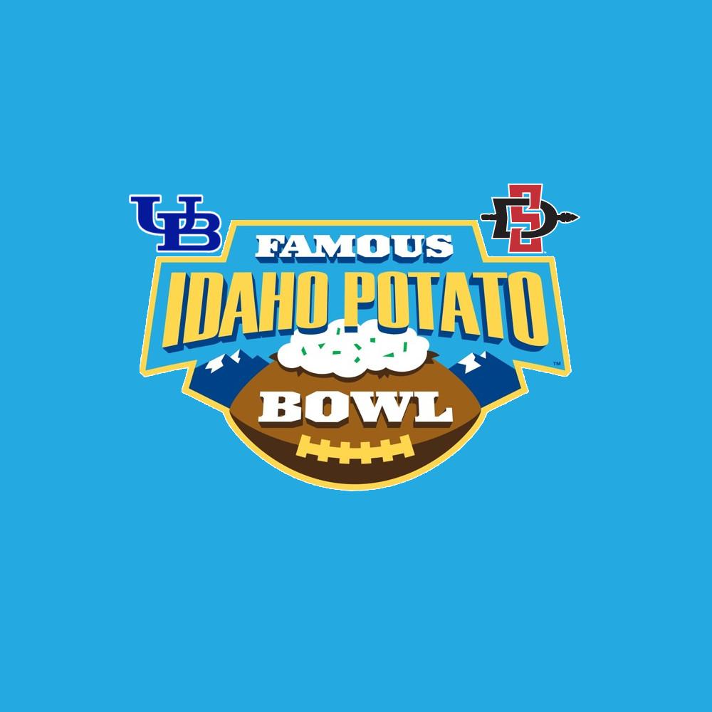 Idaho Potato Bowl  2013 Famous Idaho Potato Bowl Bull Run