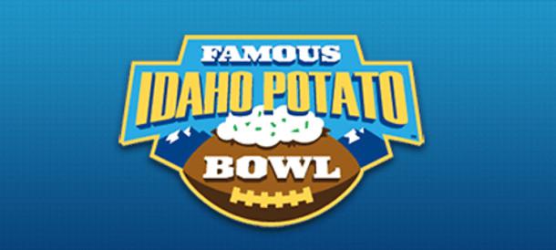 Idaho Potato Bowl  2014 Mountain West Bowl Games Air Force vs Western Michigan