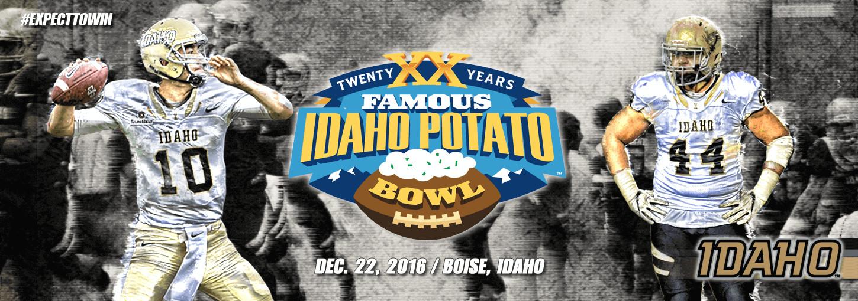 Idaho Potato Bowl  Vandals Bowl Game