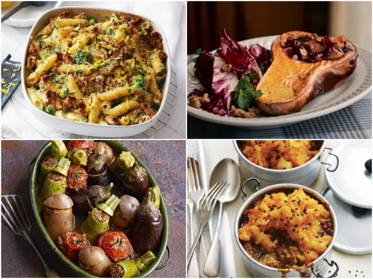 Ideas For Dinner Tonight  7 Ideas For Dinner Tonight Hearty Ve arian Bakes – Food