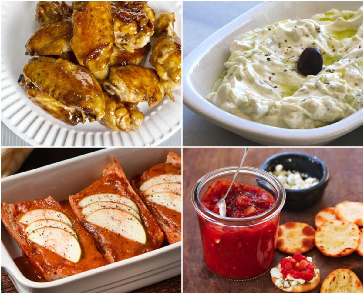 Ideas For Dinner Tonight  12 Ideas For Dinner Tonight Schmears Spreads And Glazes