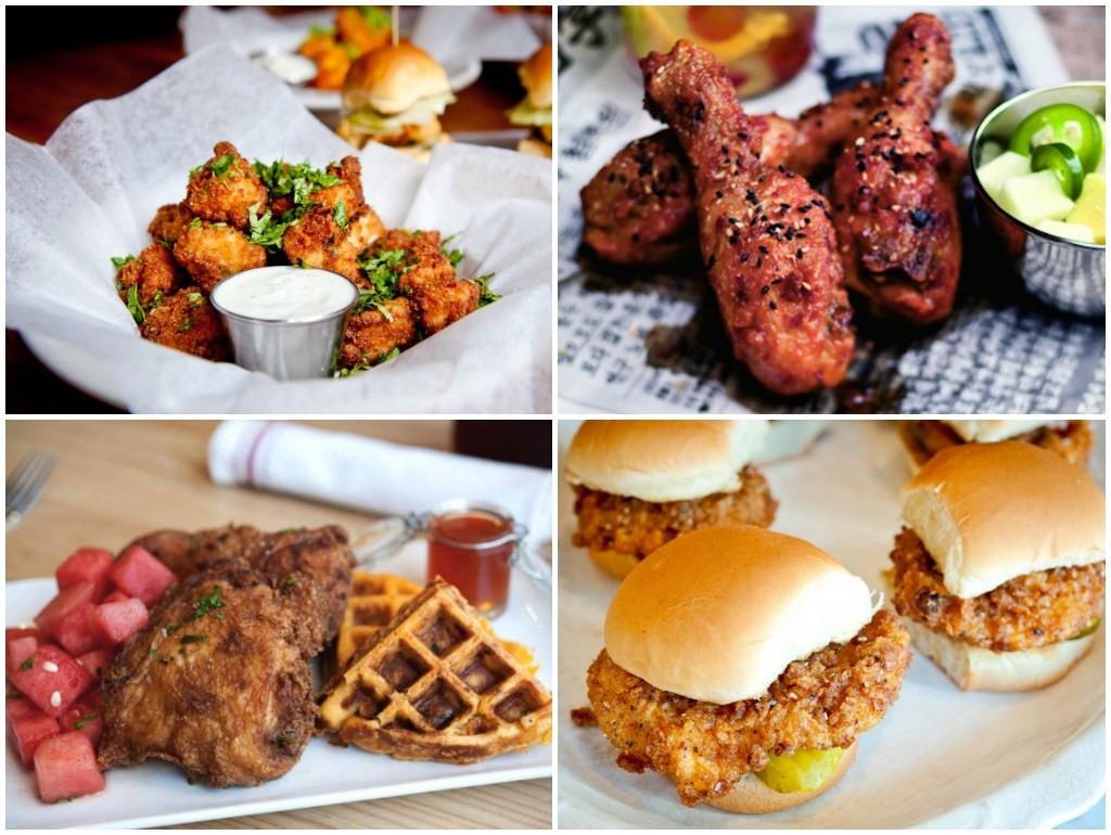 Ideas For Dinner Tonight  7 Ideas For Dinner Tonight Fried Chicken