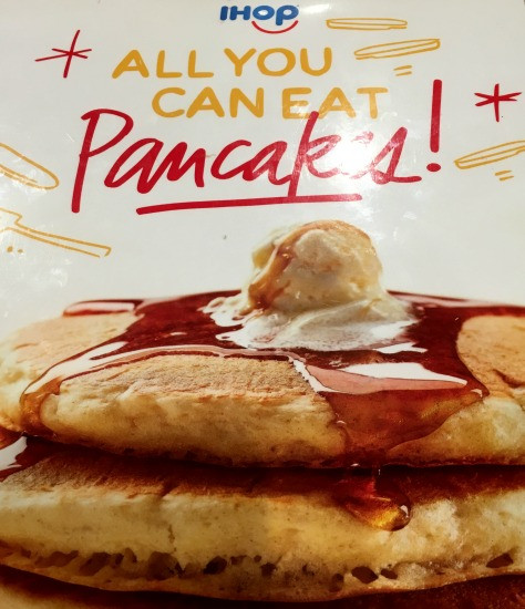 Ihop All You Can Eat Pancakes 2018  IHOP s All You Can Eat Pancakes Promotion ends February 12