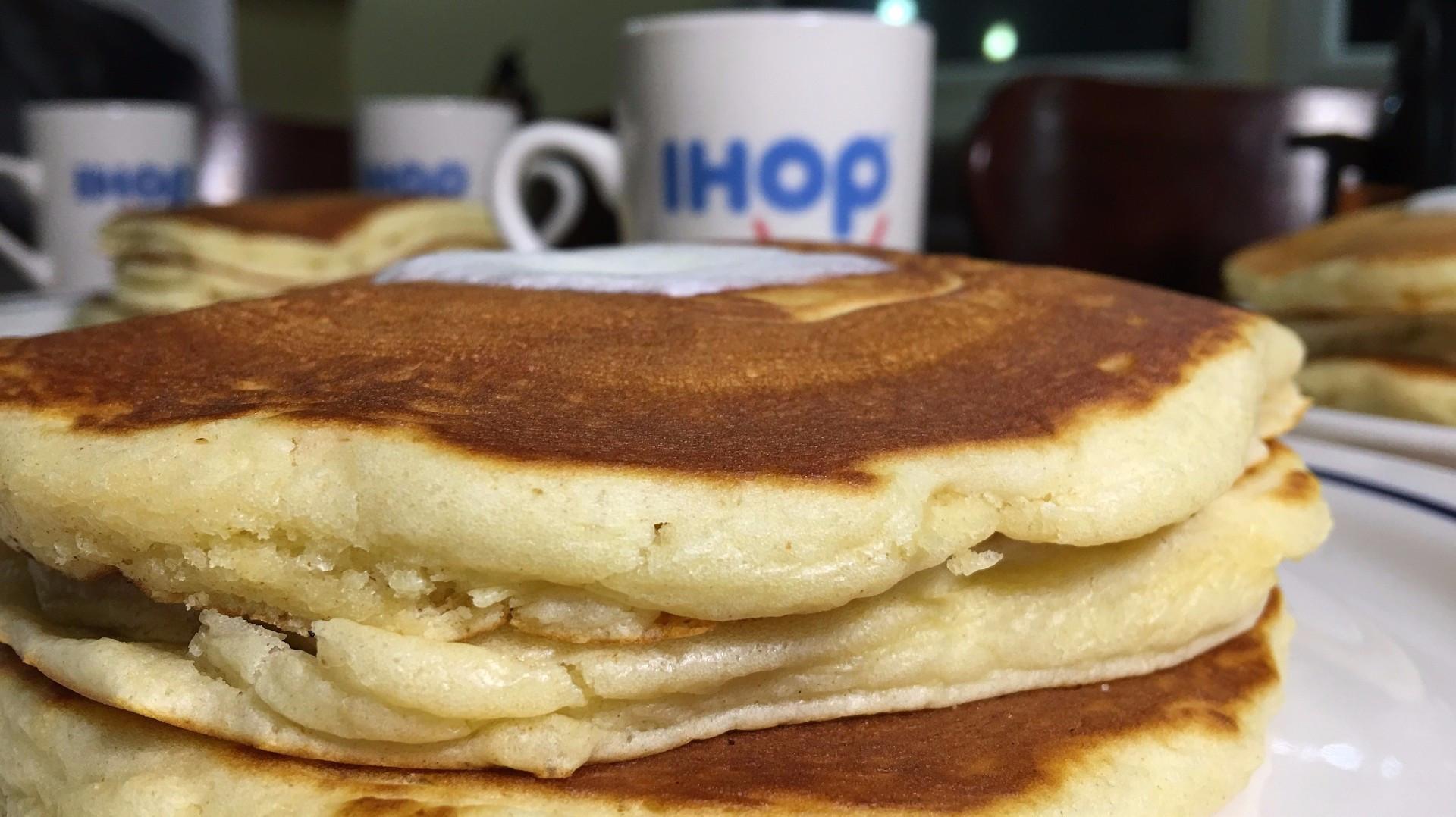 Ihop Free Pancakes  12news