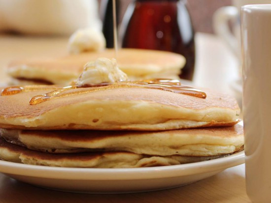 Ihop Free Pancakes 2017  Celebrate Pancake Day on March 7 with a free stack from
