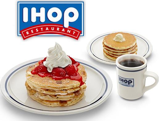 Ihop Free Pancakes  FREE Short Stack Pancakes at IHOP 3 7
