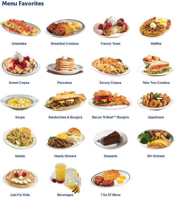 Ihop Healthy Breakfast  Wel e to breakfast time all the time Your Punta Gorda