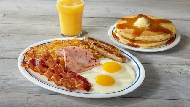 Ihop Healthy Breakfast  This Is the 1 Most Popular Dish at Every Chain Restaurant