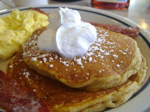 Ihop Pumpkin Pancakes  GrubGrade