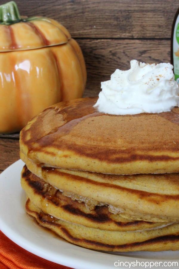 Ihop Pumpkin Pancakes  Copycat IHOP Pumpkin Pancakes Recipe CincyShopper