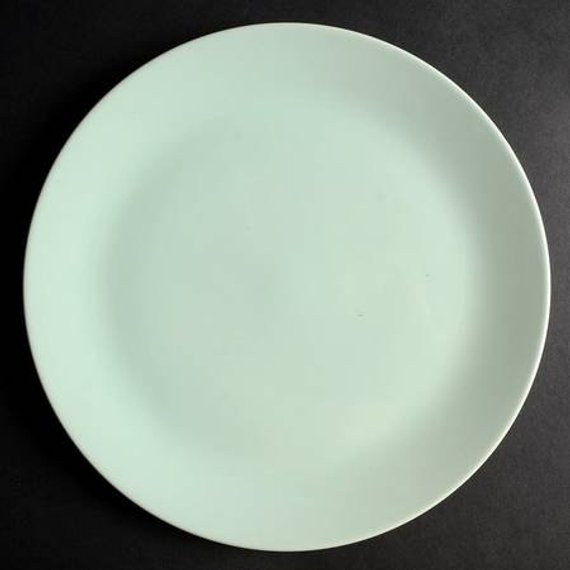 Ikea Dinner Plates  IKEA Dinner Plate 10 in Strosa Light Green Color