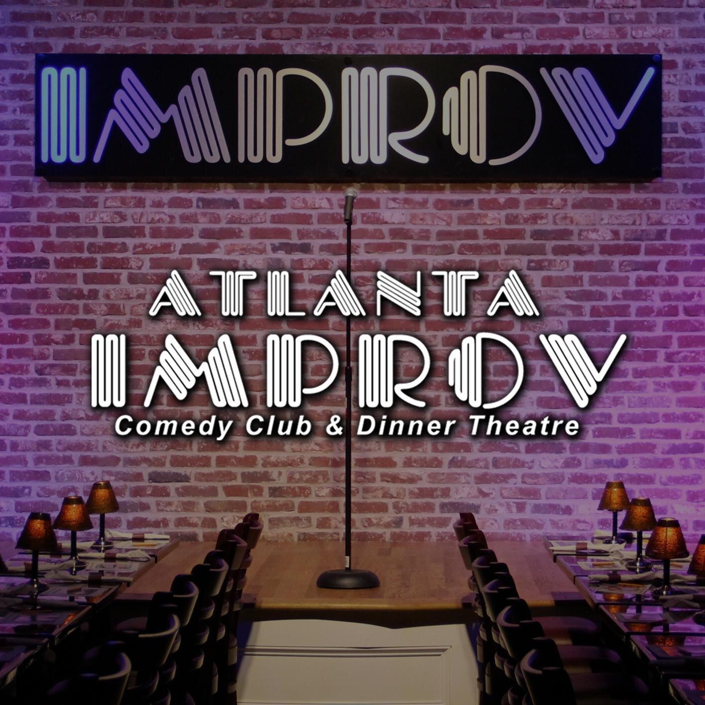 Improv Comedy Club And Dinner Theatre Events  The Atlanta Improv TheImprovAtl
