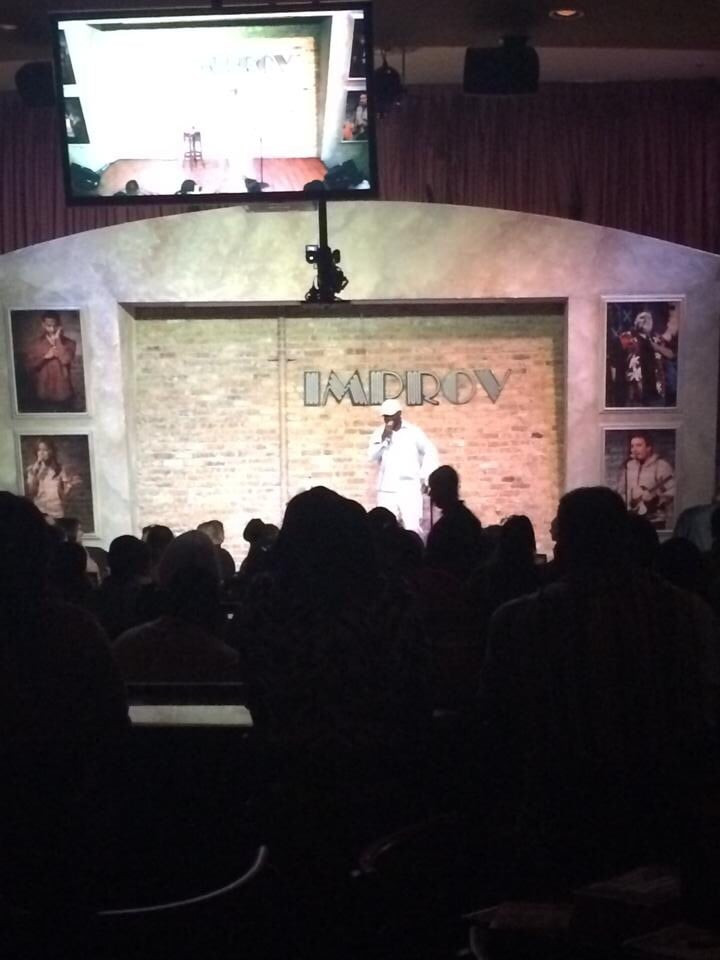 Improv Comedy Club And Dinner Theatre Events  Last row seating but clear clear view Yelp
