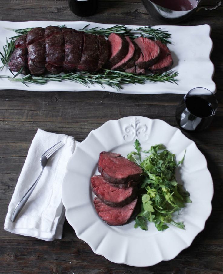 Ina Garten Beef Tenderloin  Check out Slow Roasted Beef Tenderloin with Rosemary It s