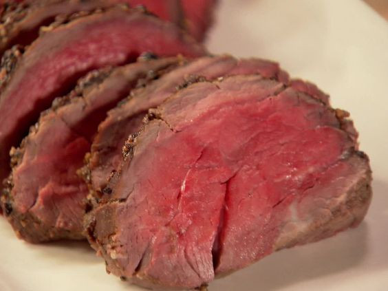 Ina Garten Beef Tenderloin  Balsamic Roasted Beef Recipe