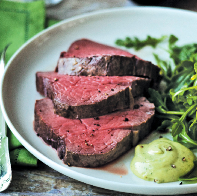Ina Garten Beef Tenderloin  An easy foolproof menu from Ina Garten Hamptons