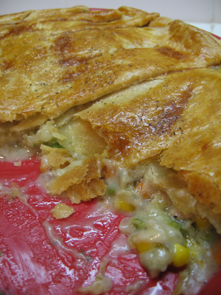 Ina Garten Chicken Pot Pie  Chicken Pot Pie