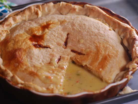 Ina Garten Chicken Pot Pie  Ina Garten's Chicken Pot Pie – Recipe Diaries