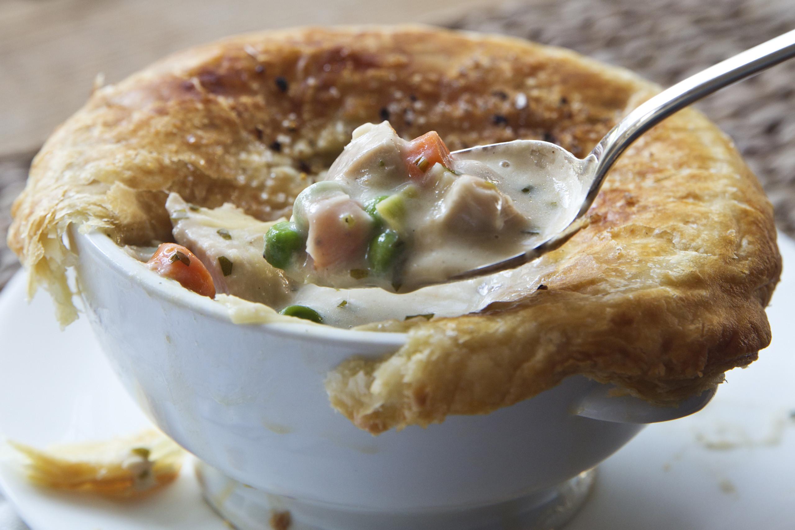 Ina Garten Chicken Pot Pie  Make These Barefoot Contessa Chicken Pot Pies