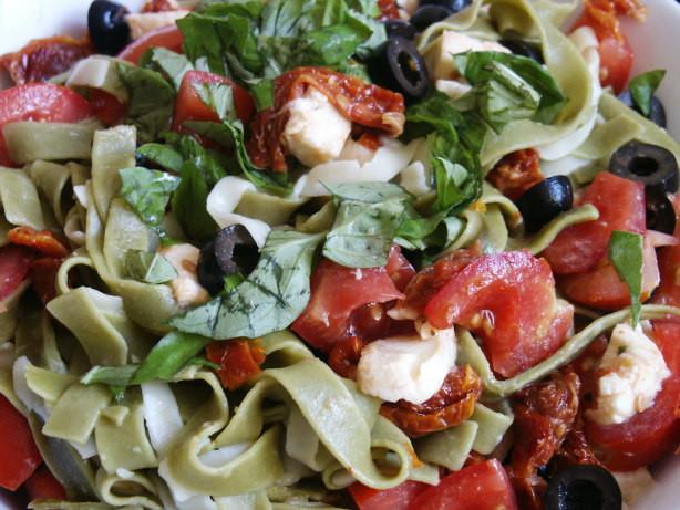 Ina Garten Pasta Salad  Barefoot Contessa Pasta With Sun Dried Tomatoes Ina