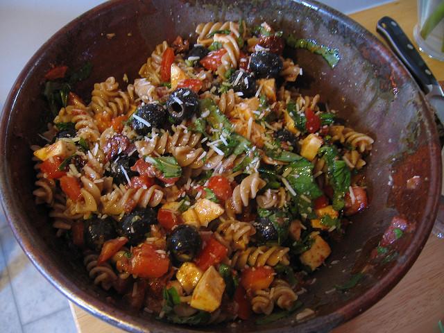Ina Garten Pasta Salad  Ina Garten s Mottzarella pasta salad