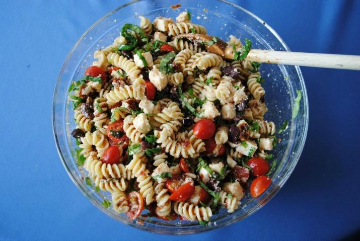 Ina Garten Pasta Salad  pasta salad barefoot contessa