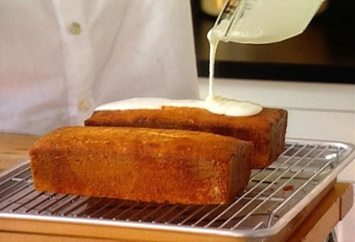 Ina Garten Pound Cake  Check out Lemon Cake It s so easy to make