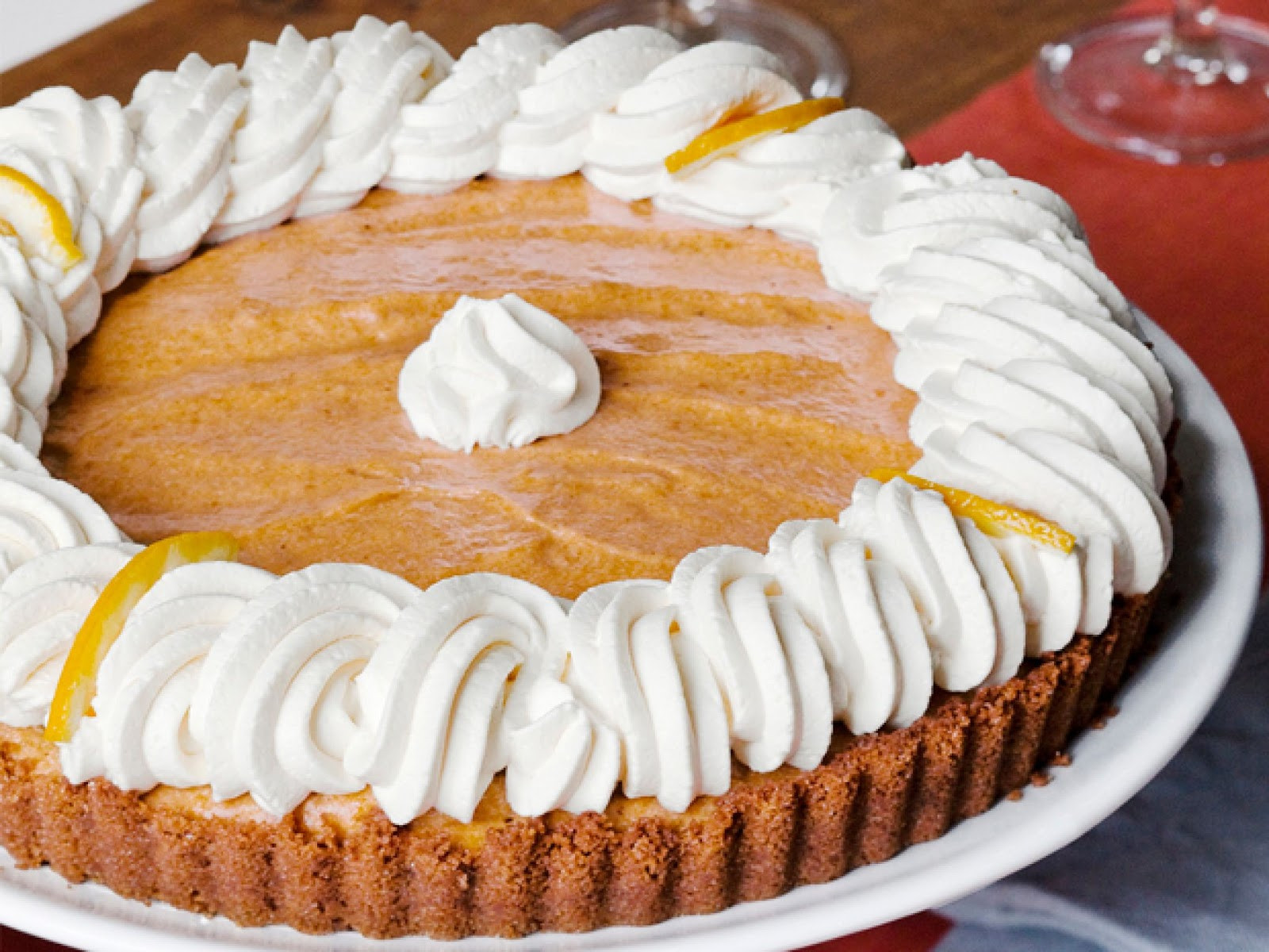 Ina Garten Pumpkin Pie  Jenny Steffens Hobick Last Days for Thanksgiving Orders