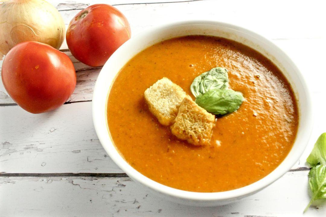 Ina Garten Tomato Soup  Ina Garten s Tomato Basil Soup The Richmond avenue