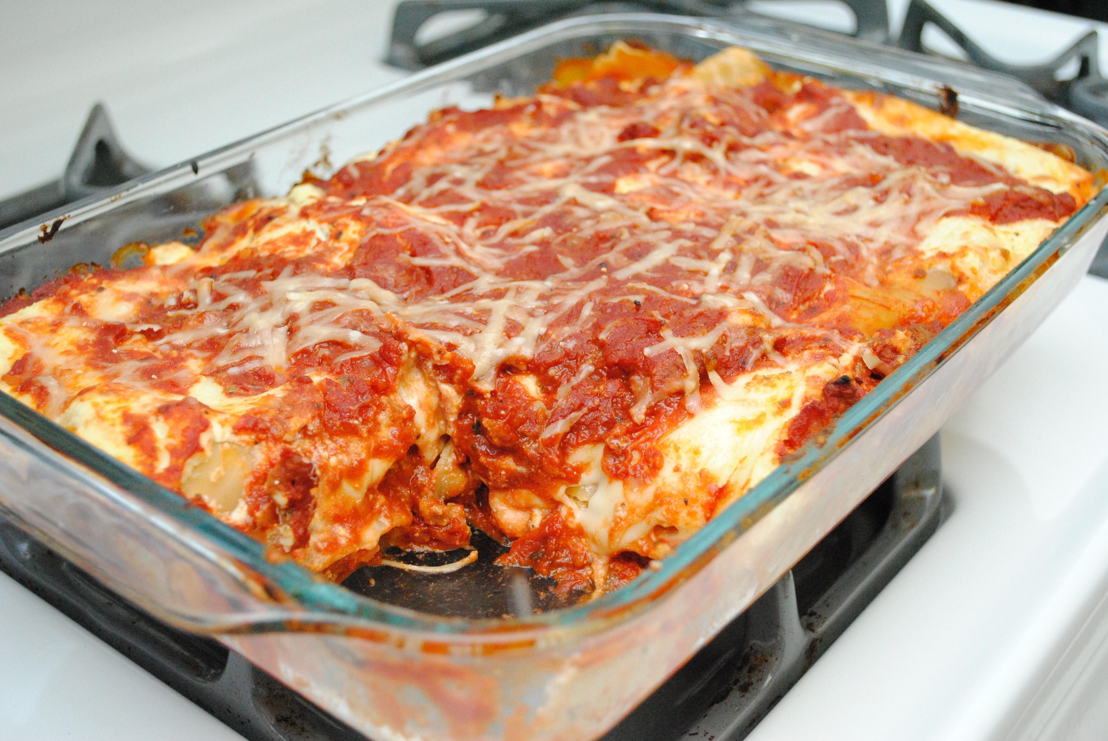 Ina Garten Turkey Lasagna  31 December