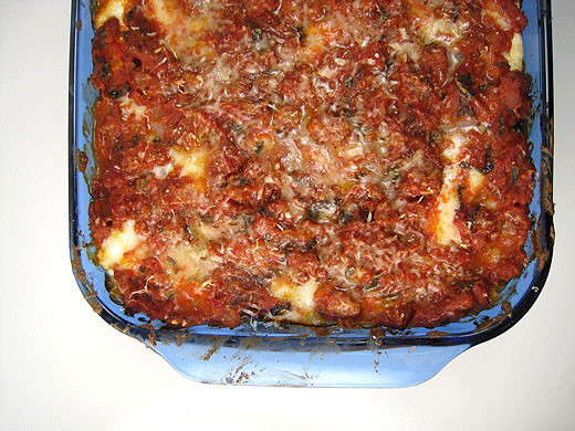 Ina Garten Turkey Lasagna  Lottie Doof Lasagna