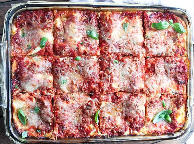 Ina Garten Turkey Lasagna  50 Cheesy Lasagna Recipes You Need in Your Life PureWow