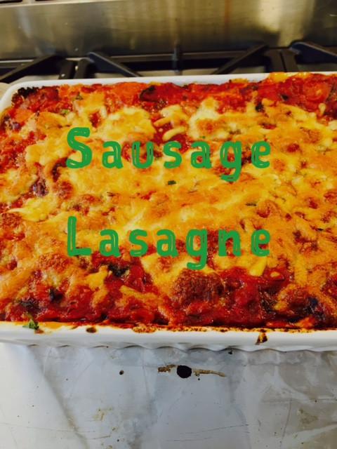 Ina Garten Turkey Lasagna  Easy Ina Garten Lasagne BestLasagne