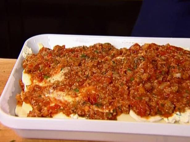 Ina Garten Turkey Lasagna  Turkey Lasagna Recipe How to Make Turkey Lasagna