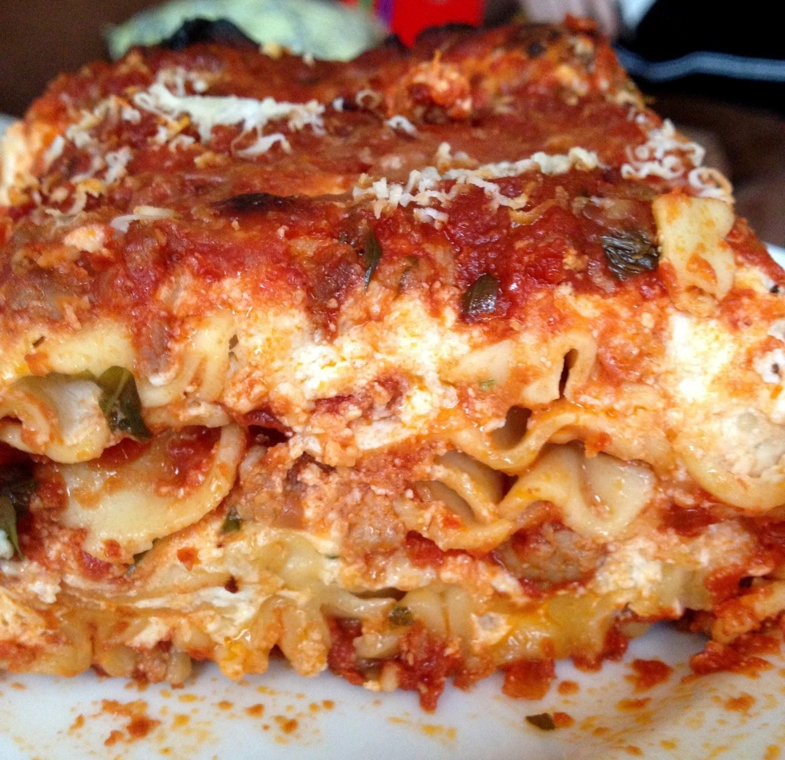 Ina Garten Turkey Lasagna  girl next door baked goods Dinner tonight Ina Garten s