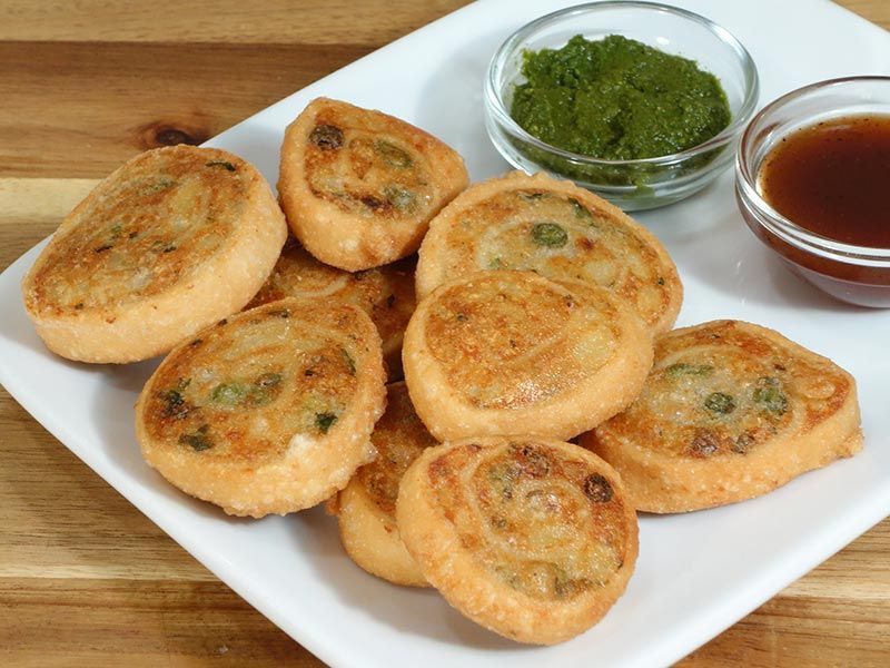 Indian Appetizer Recipes  5 Absolutely Delicious Appetizers Manjula s Kitchen