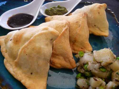 Indian Appetizer Recipes  Samosa Indian Appetizer Recipe Video by Show Me The