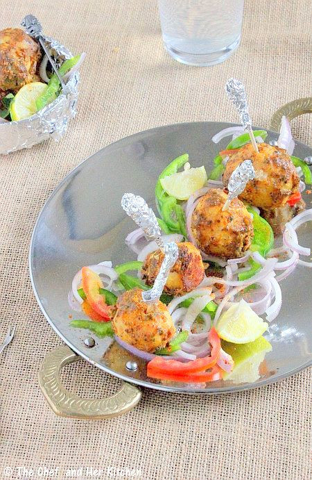 Indian Appetizers For Party  THE CHEF and HER KITCHEN Tandoori Aloo Recipe